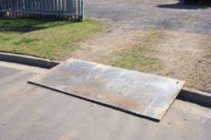 Steel Road Plate