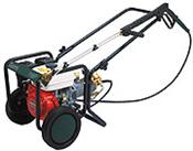 medium petrol pressure washer