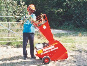 C80 Camon Shredder