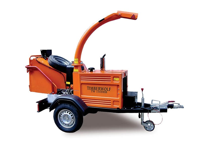 "Timberwolf 6"" Chipper"