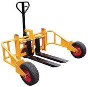 All terrain fork lift