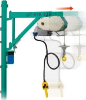 scaffold hoist