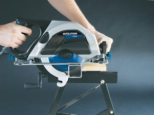 Metal cutting circular saw