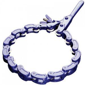 Pipe cutting chain