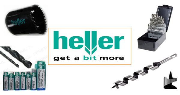 Heller drill bits