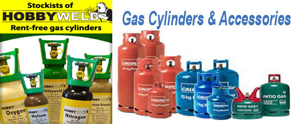 Calor gas and hobbyweld